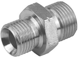 Hydraulik Doppelnippel HDN6