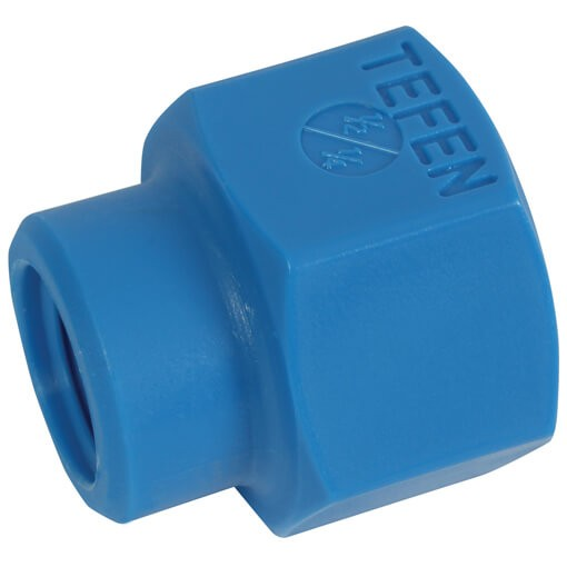 Sleeve – reducing - Plastic PA6.6 – Female Thread BSPT