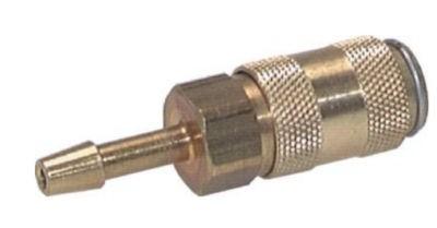Kupplungen mit Schlauchtülle NW2.7 Typ20