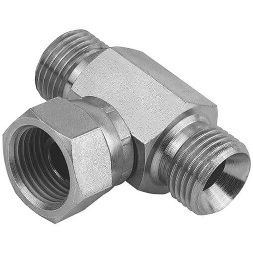 Hydraulik-T-Stück HDT2