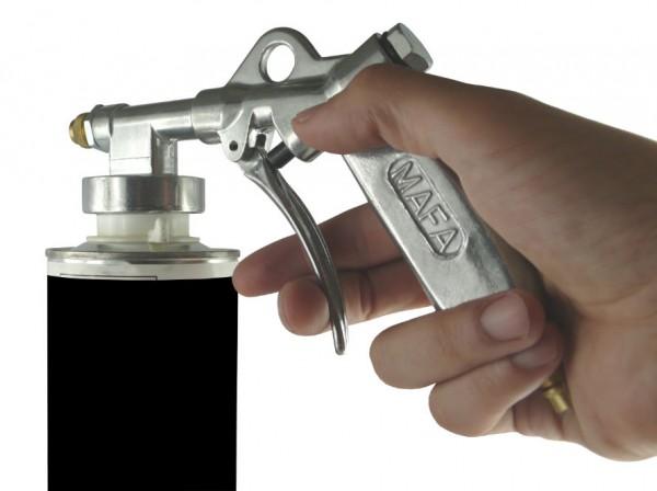 Sprühpistole A3618VZ - Für 1Liter Unterbodenschutzdosen