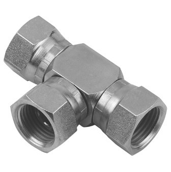 Hydraulik-T-Stück HDT1