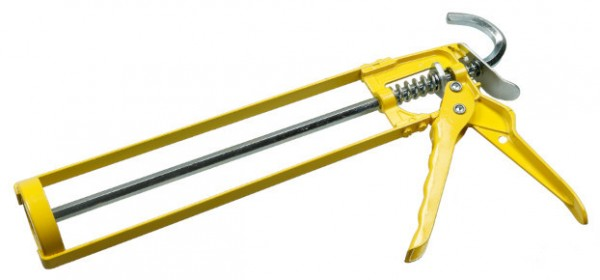 Skeleton cartridge gun - for cartridges 310ml