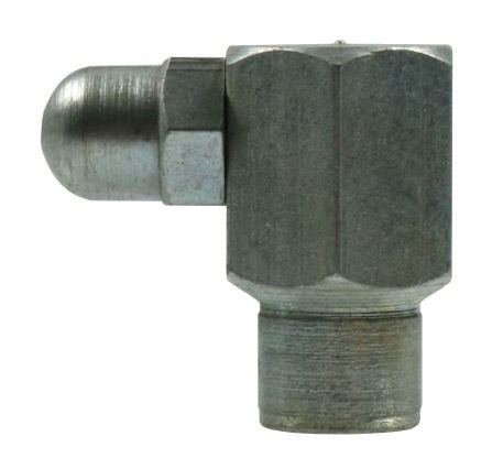 Ball grease nipple K3 drive-in shank, former DIN3402