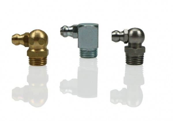 Grease nipples H3 C/90° M10x1 Overview