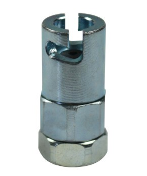 Bayonet coupler for grease nipples type-B1