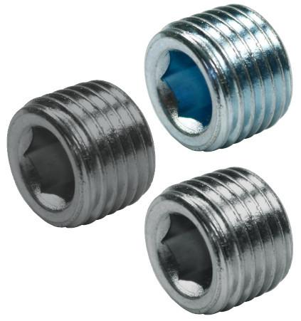 Verschlussstopfen DIN906 Metrisches Gewinde