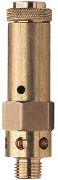 "Safety Valves 3/4"" NW10 - LORCH, calibrated"