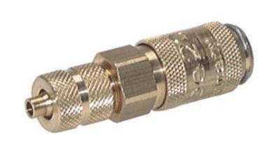 Kupplungen mit Überwurfmutter NW2.7 Typ20